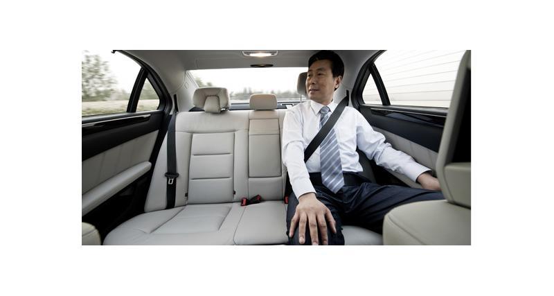 Quand la ceinture s'adapte au passager