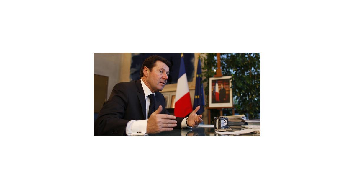 Estrosi veut une Europe électrique