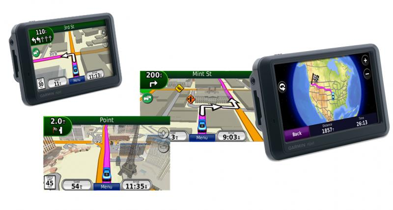 Test : GPS Garmin Nüvi 765 T