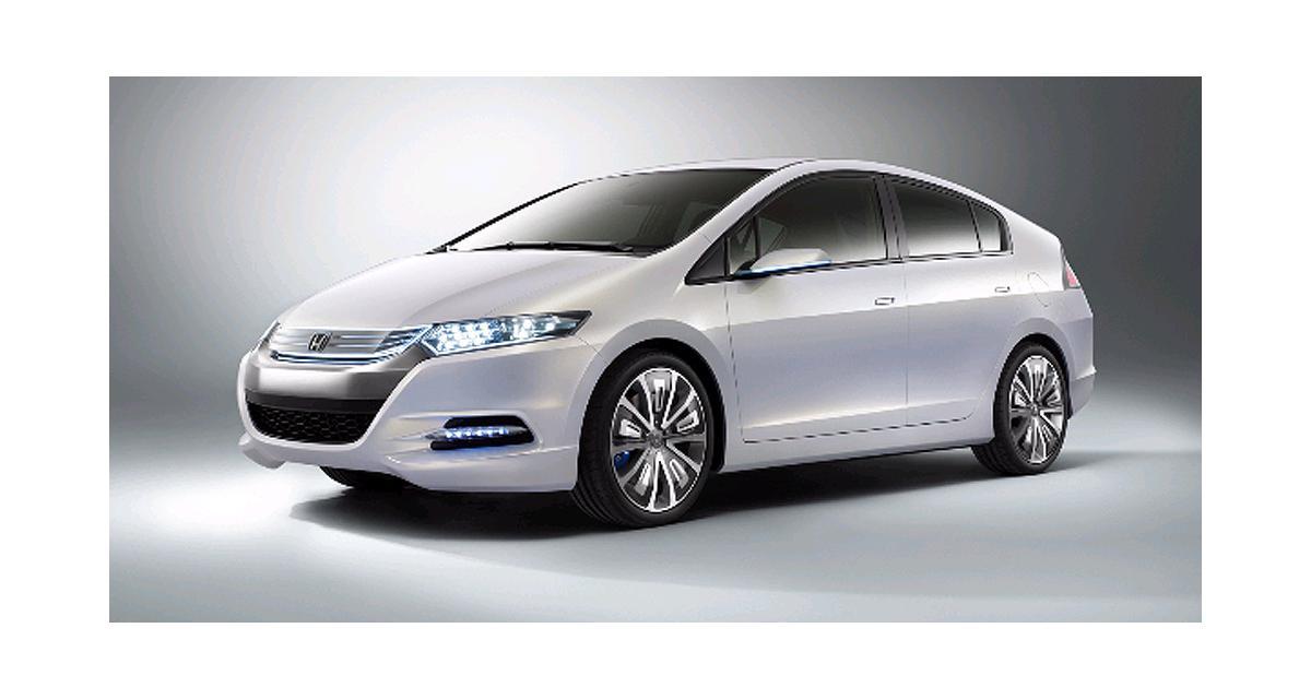 Honda et l'hybride : une histoire qui dure