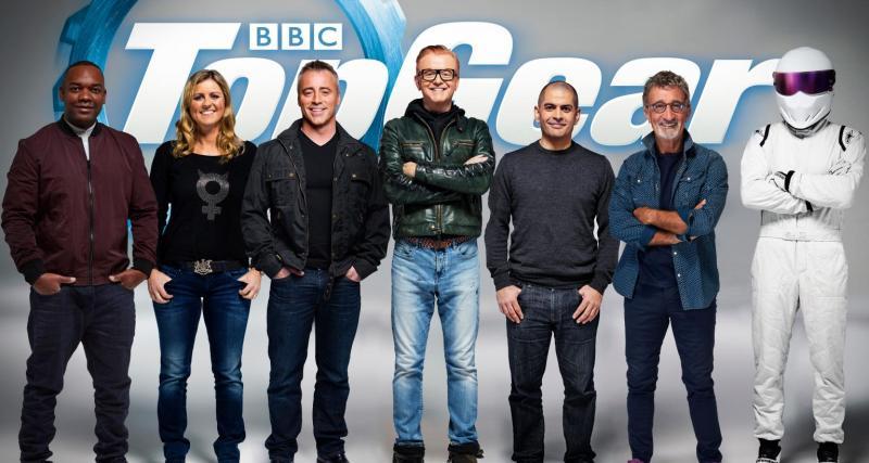 Top Gear revient ! Le programme du premier épisode