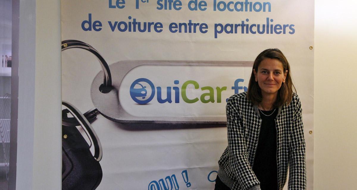 Location entre particuliers : OuiCar – Interview de la fondatrice Marion Carrette