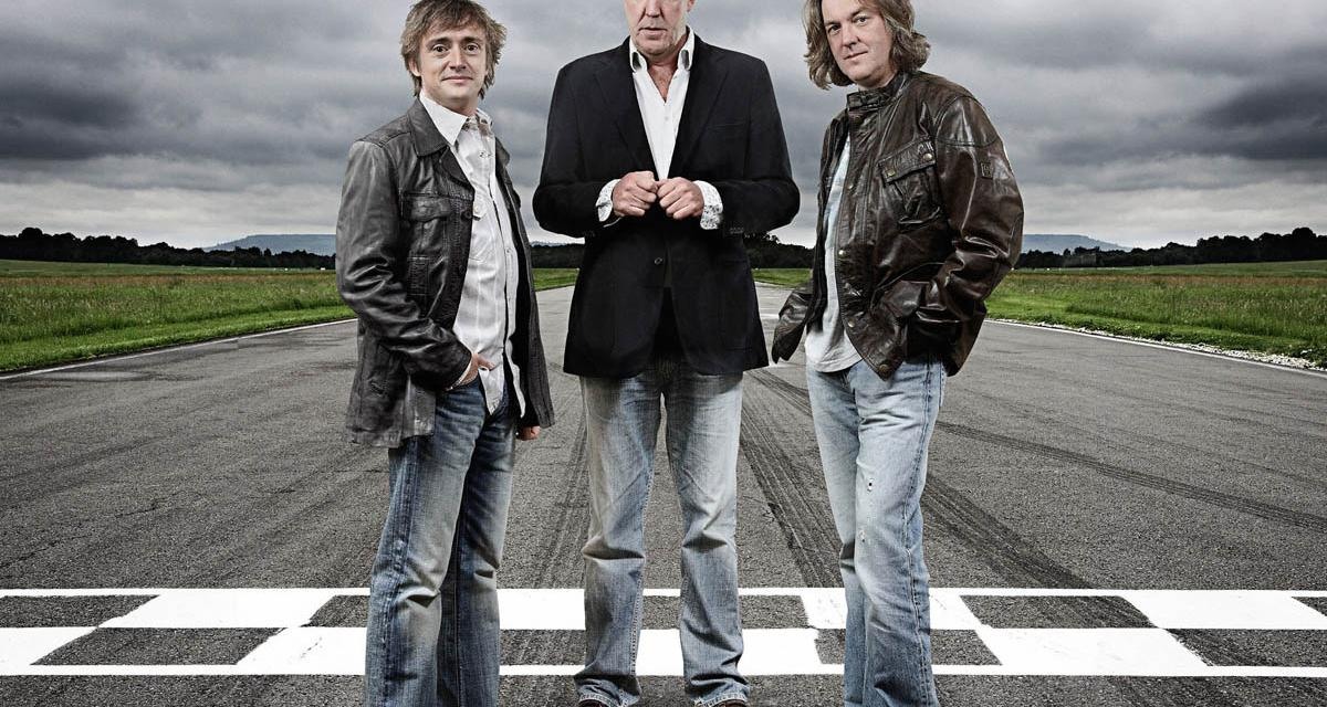 Clarkson, Hammond et May arrivent sur Amazon !
