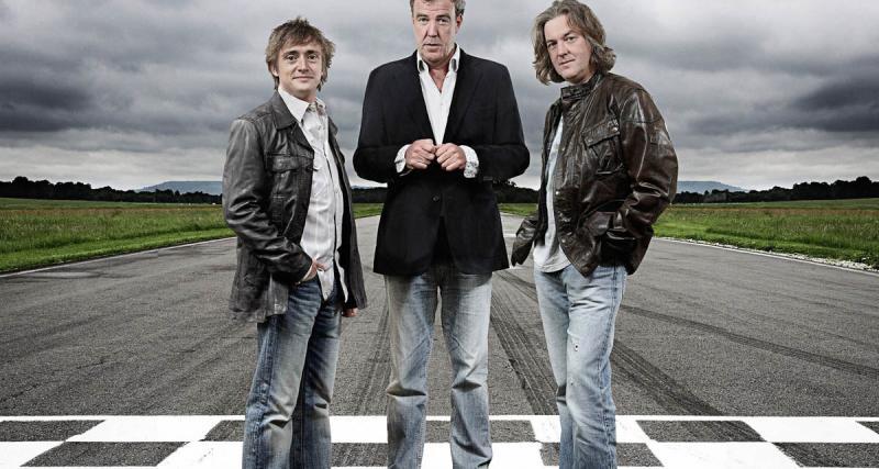 Clarkson, Hammond et May arrivent sur Amazon !