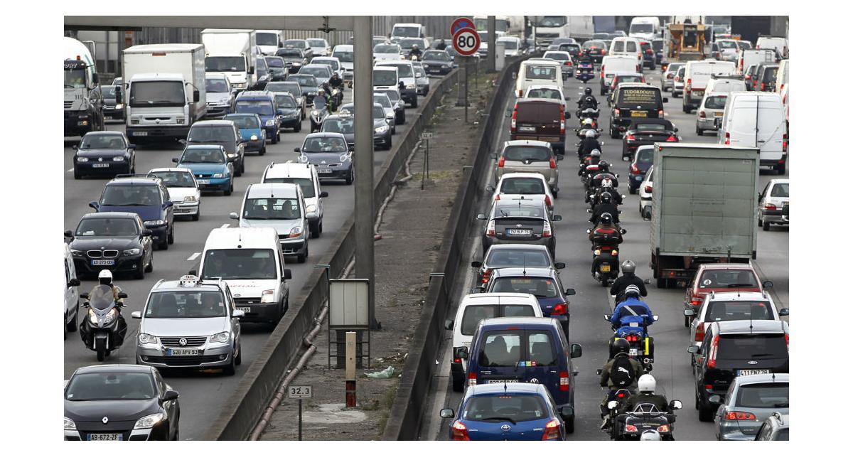 Week-end du 14 juillet : le trafic en rouge et noir