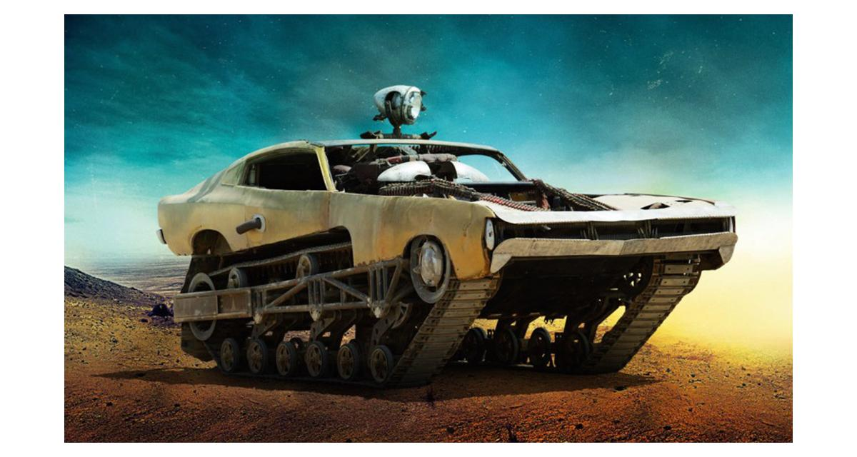 Mad Max Fury Road : les voitures du film