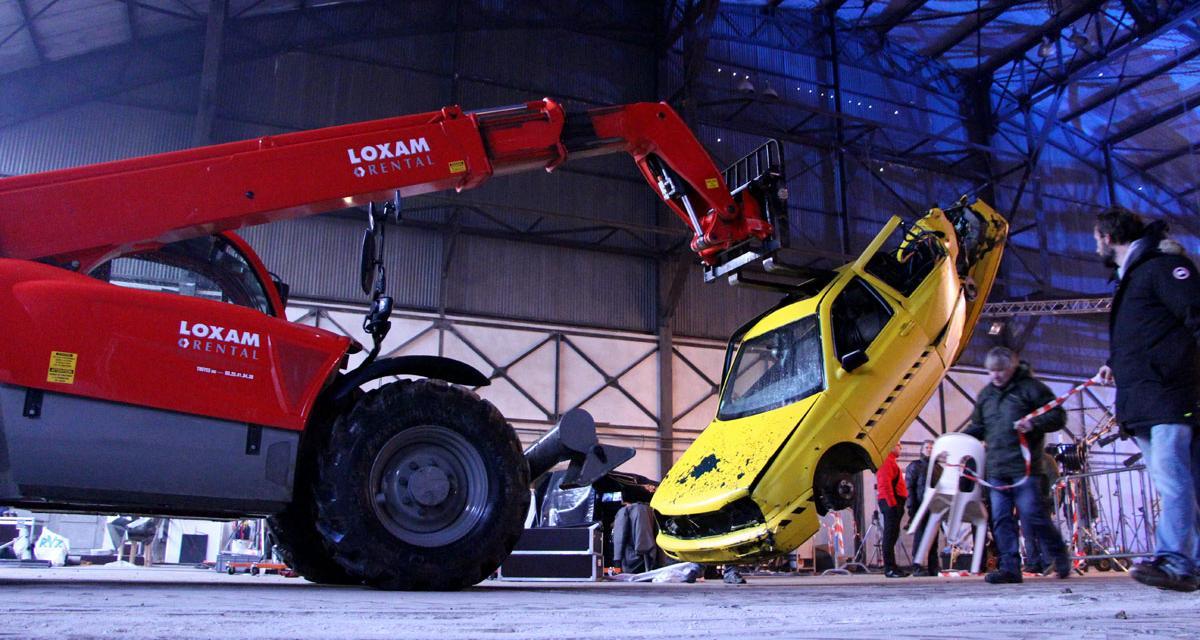 Top Gear France : les premières images du tournage (vidéo)