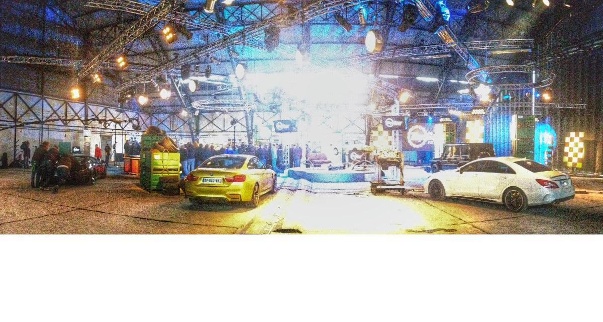 Top Gear France : dans les coulisses du tournage
