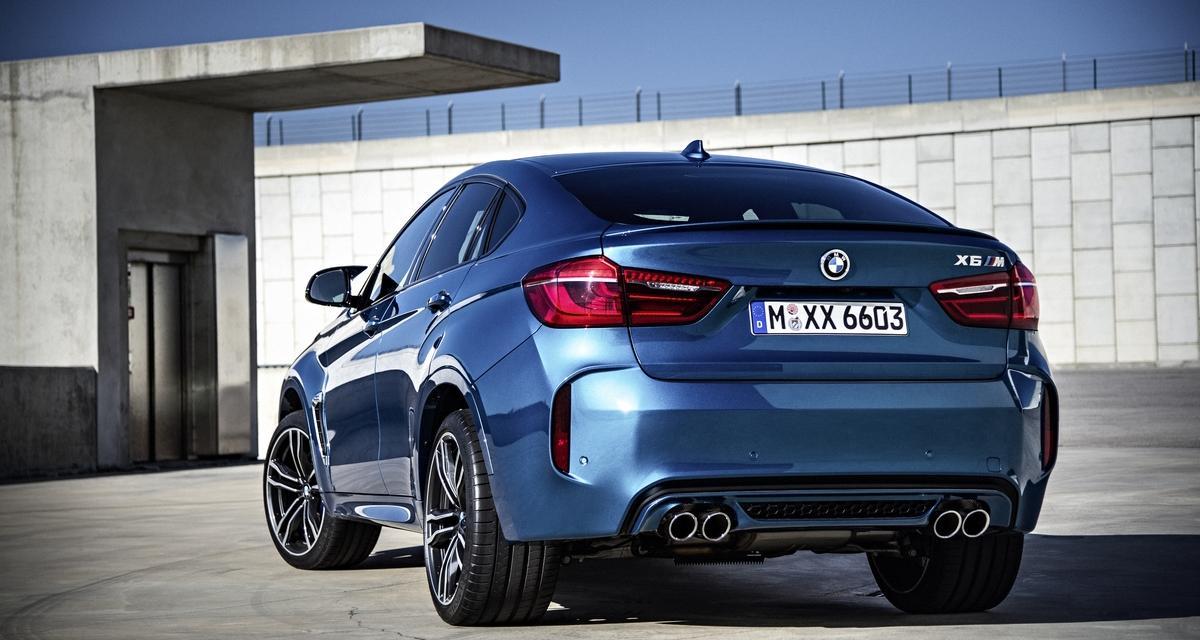 Voitures les plus volées : le BMW X6 détrône la Smart