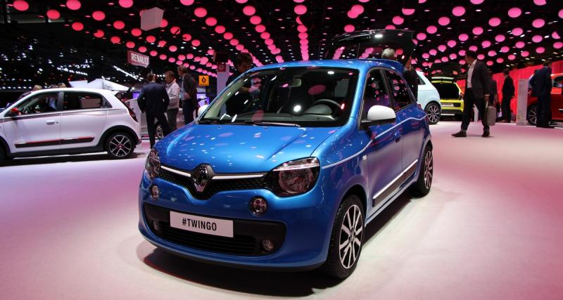 Renault offre la Twingo à 129 euros par mois