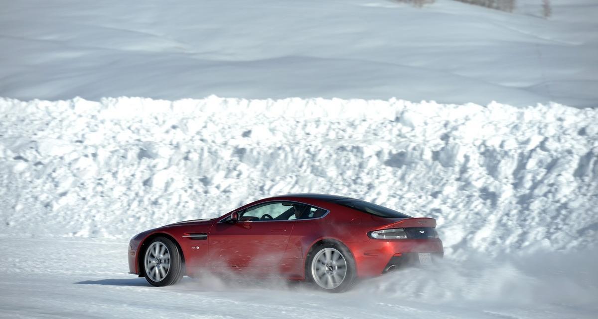 La neige s'invite sur les routes