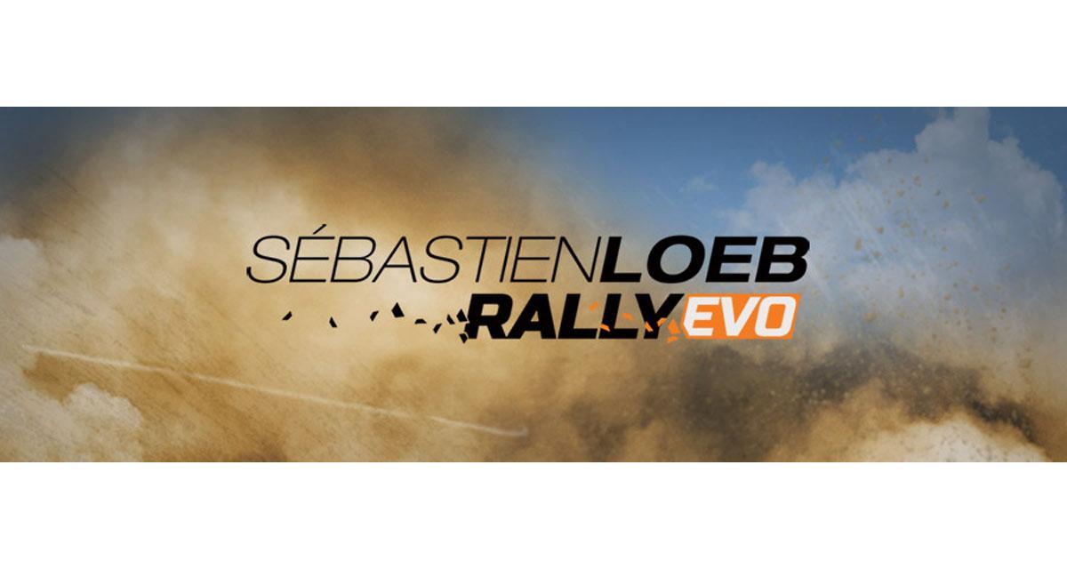 Un jeu vidéo au nom de Sébastien Loeb