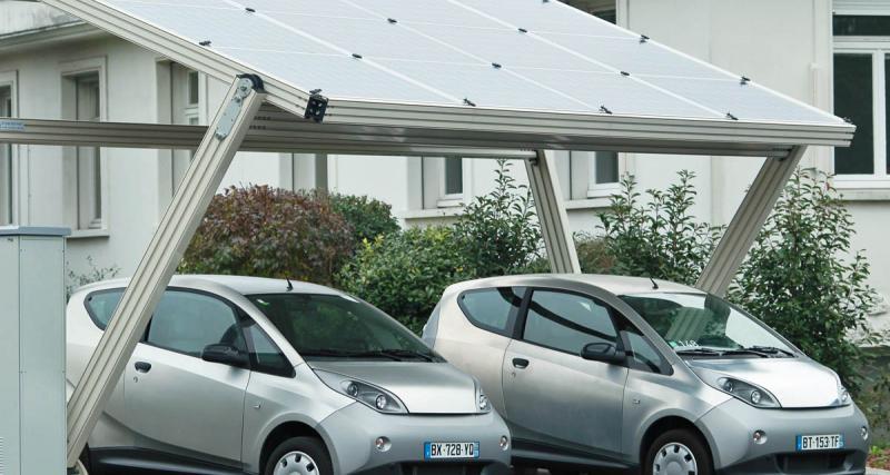 Bolloré veut implanter 16 000 points de recharge pour l'électrique
