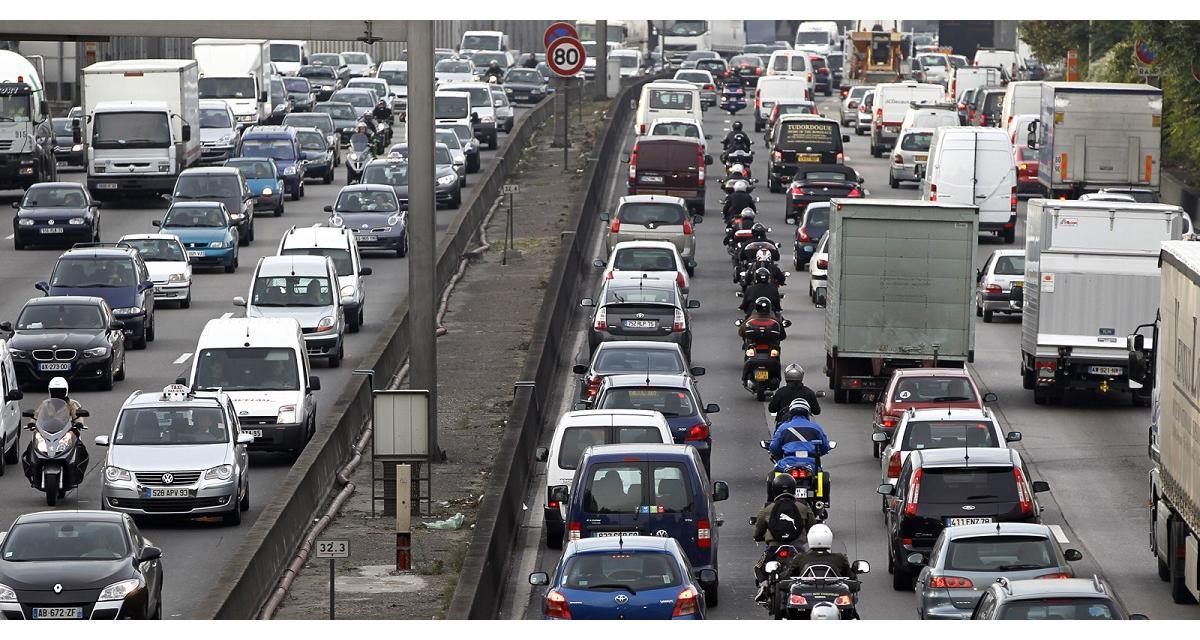 Agressivité au volant : la France arrive deuxième