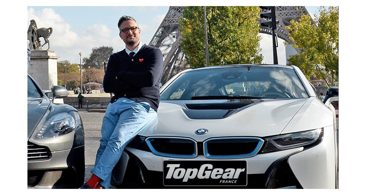 """Top Gear France : """"Ce serait une erreur de copier les Anglais"""""""