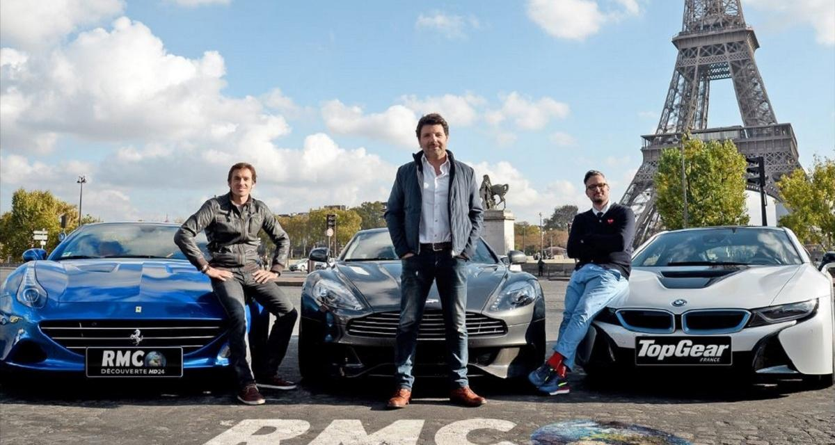 Top Gear France : le casting dévoilé !