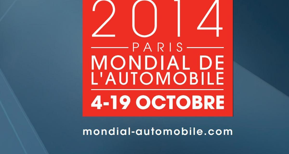 Gagnez votre place pour le Mondial de l'Automobile 2014