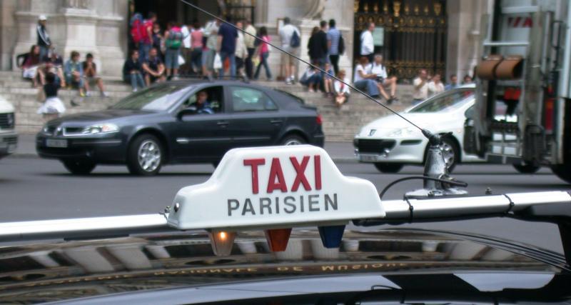 Paris Taxis, l'application