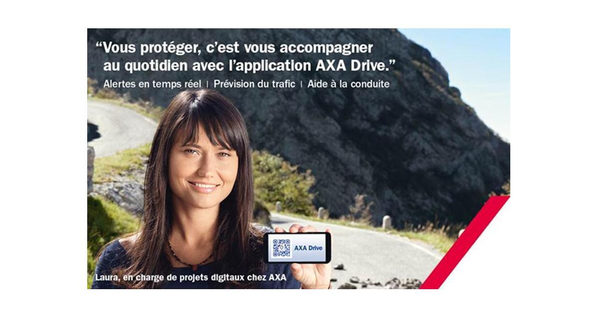 Application AXA Drive : et la route devient plus sûre