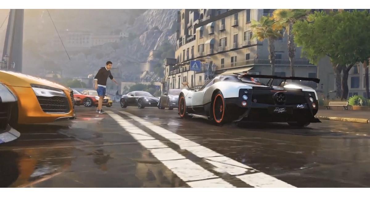 Forza Horizon 2 s'invite dans le sud de la France