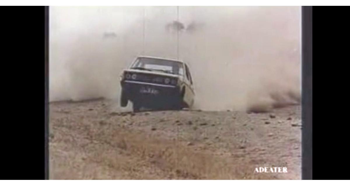La pub de la semaine : Bob et sa Fiat 131