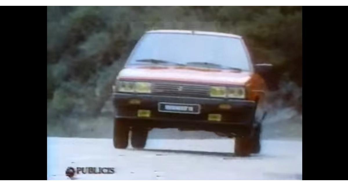 La pub de la semaine : Renault 11 (1983)