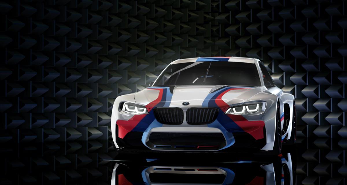 BMW Vision GT : une Série 2 aux hormones pour Gran Turismo 6