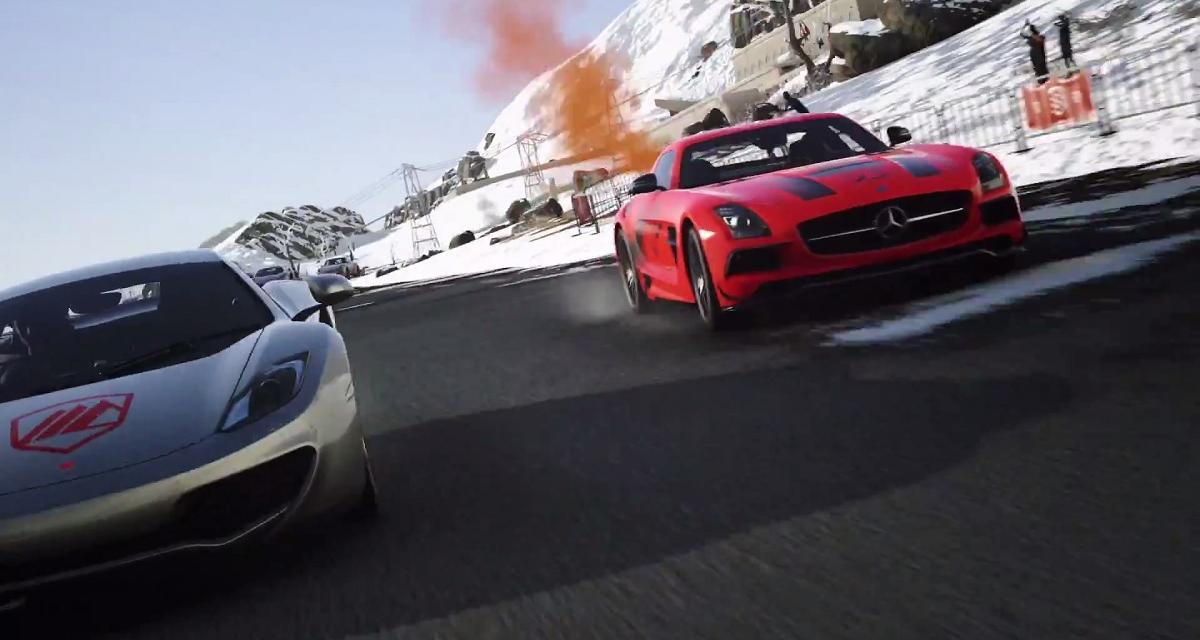 DriveClub sortira sur PS4 le 7 octobre