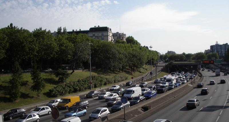 Paris : le périphérique à 50 km/h en septembre