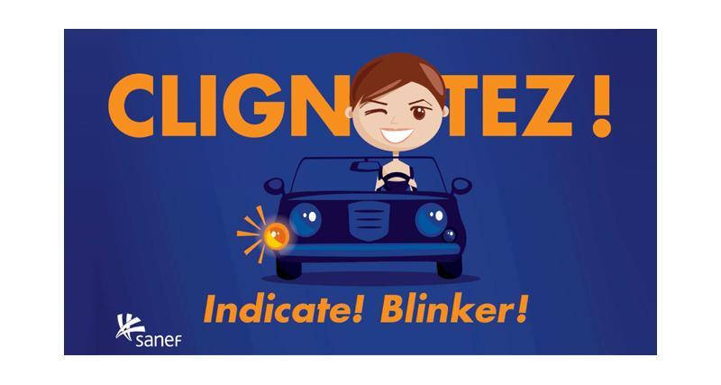 Clignotant : 33 % des automobilistes l'oublient sur autoroute