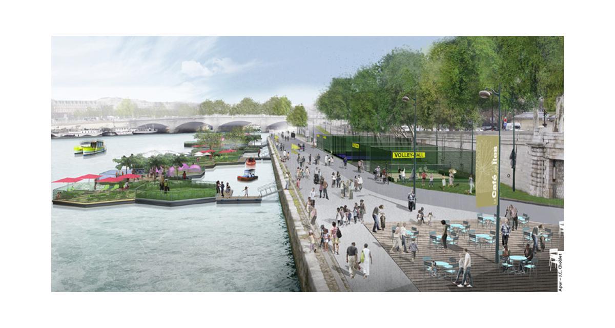 Municipales : NKM veut interdire le centre de Paris aux voitures
