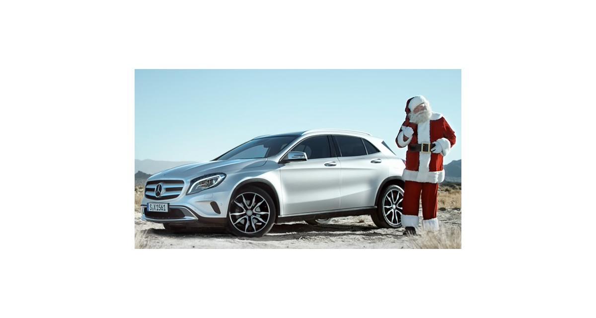 Autonews vous souhaite un joyeux Noël