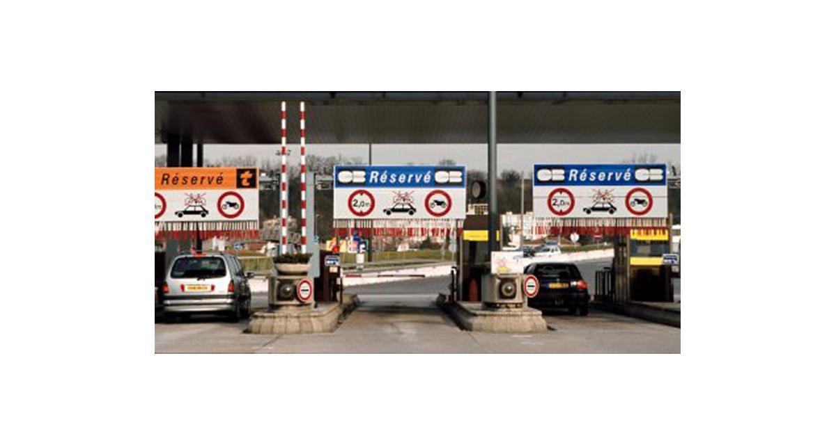 Autoroutes : vers une hausse contenue du prix des péages en 2014