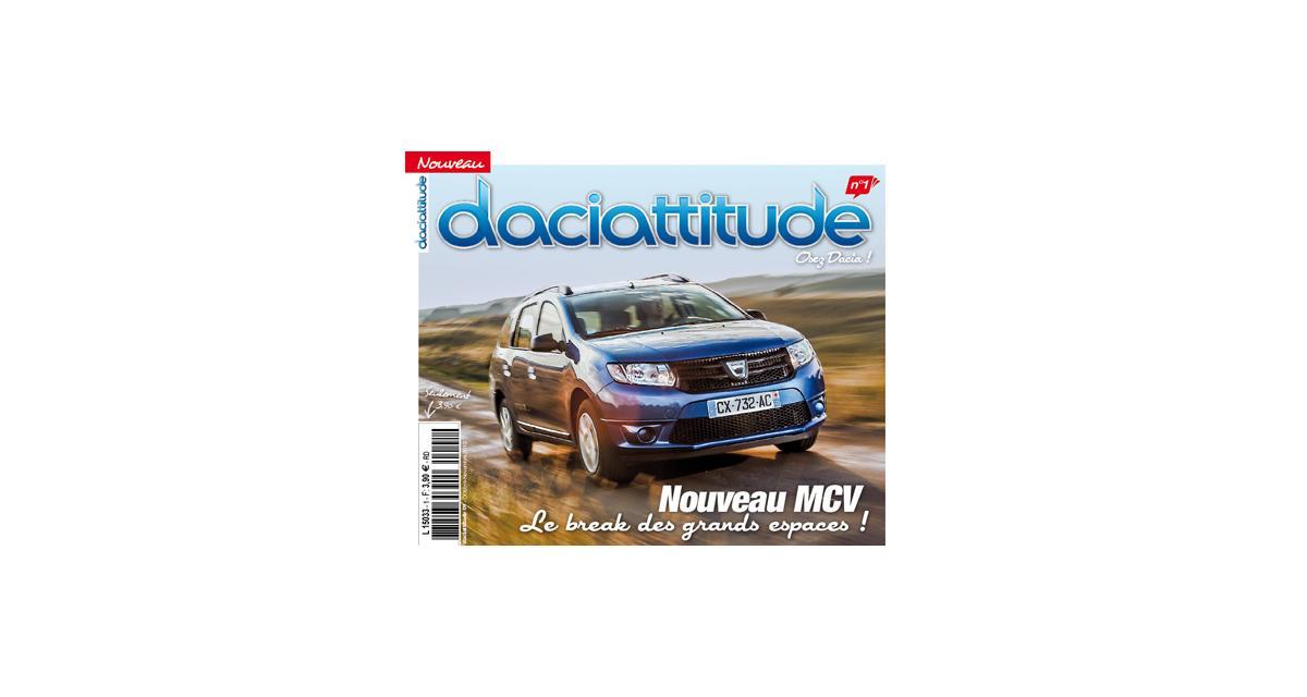 Daciattitude, le magazine dédié à Dacia