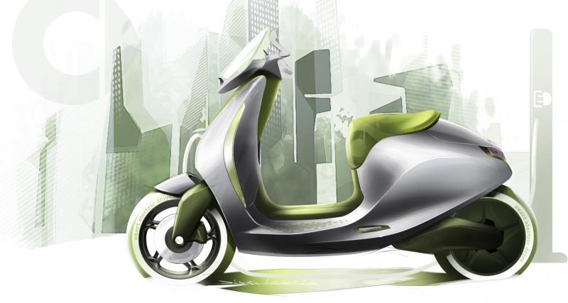 Scootlib : bientôt des scooters électriques en libre-service à Paris ?