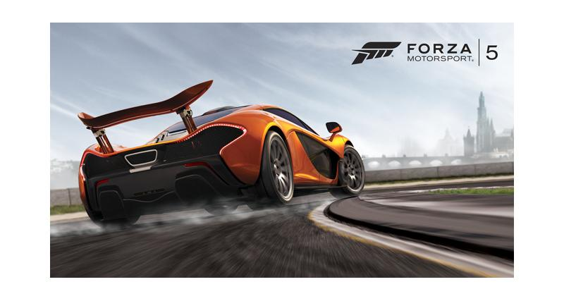 Forza Motorsport 5 : la liste des véhicules disponibles