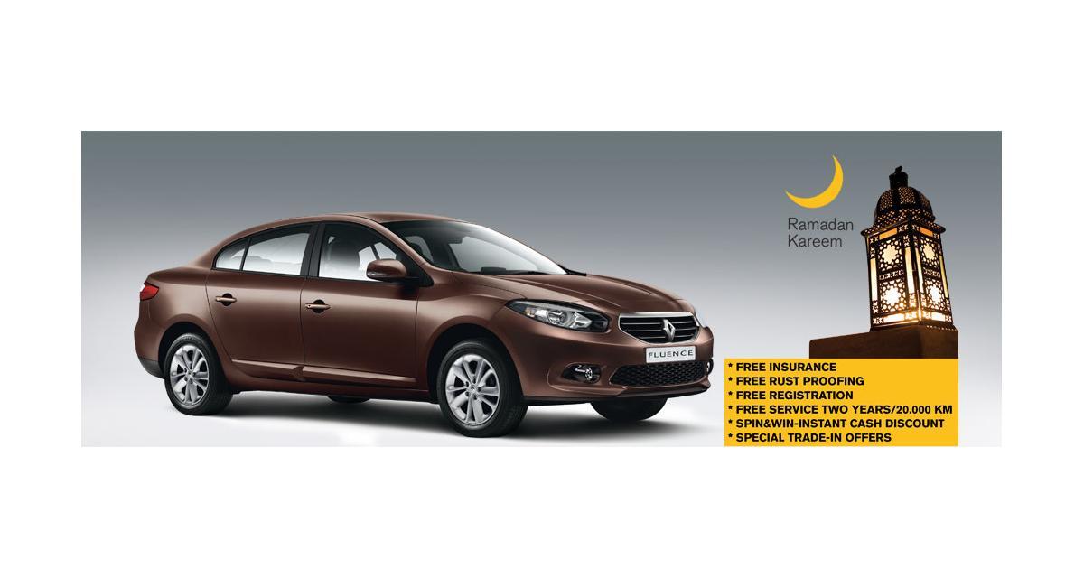 Ramadan 2013 : Peugeot et Renault ne jeûnent pas