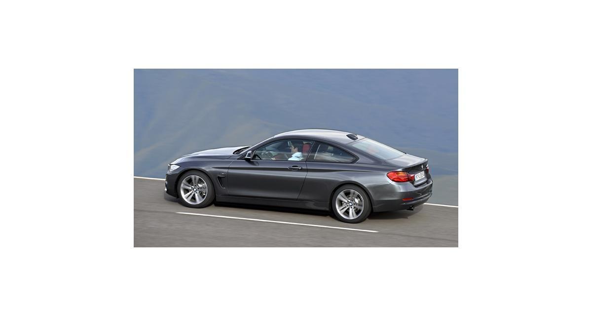BMW Série 4 : les prix, les moteurs du coupé bavarois