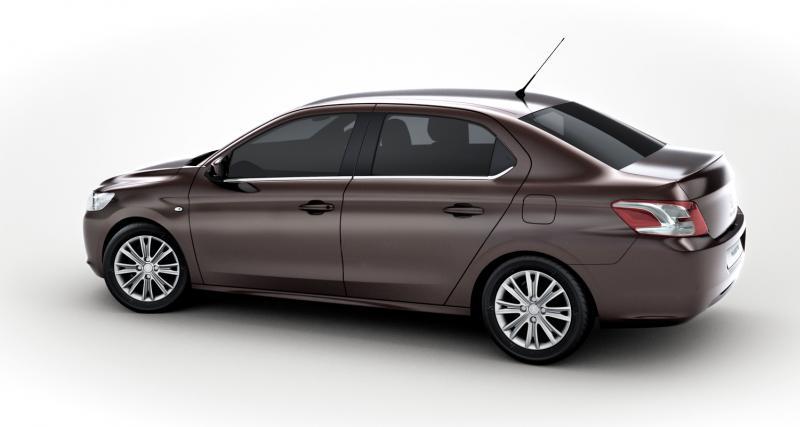 Peugeot 301 : le moteur essence 1.6 VTi OK pour l'Algérie