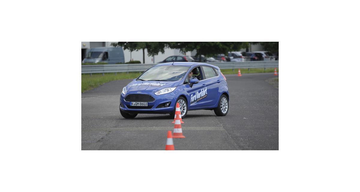 Ford Driving Skills For Life : retour aux fondements de la sécurité