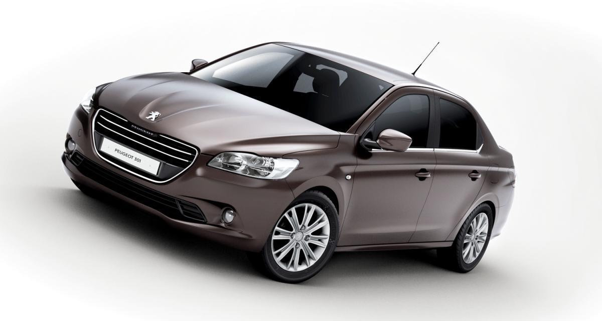 Nouvelle Peugeot 301 : les Algériens en raffolent