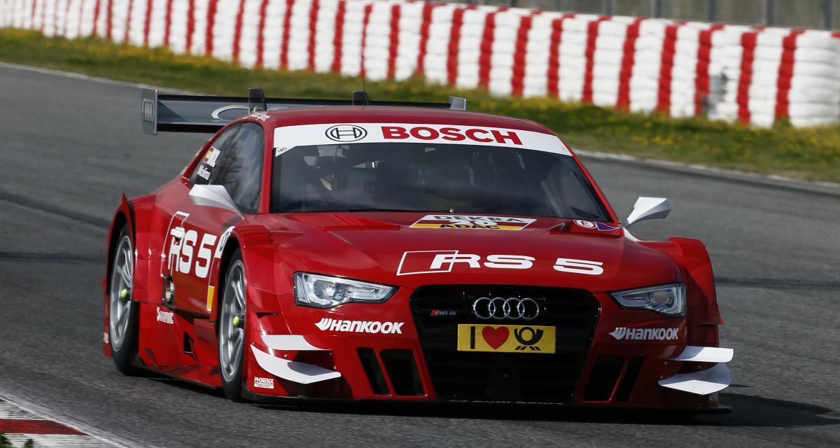 Jeu-concours DTM-Audi : tentez de remporter un week-end VIP à Hockenheim