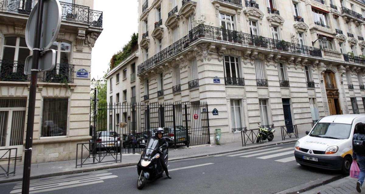 Paris : des arbres en plus, des places de stationnement en moins