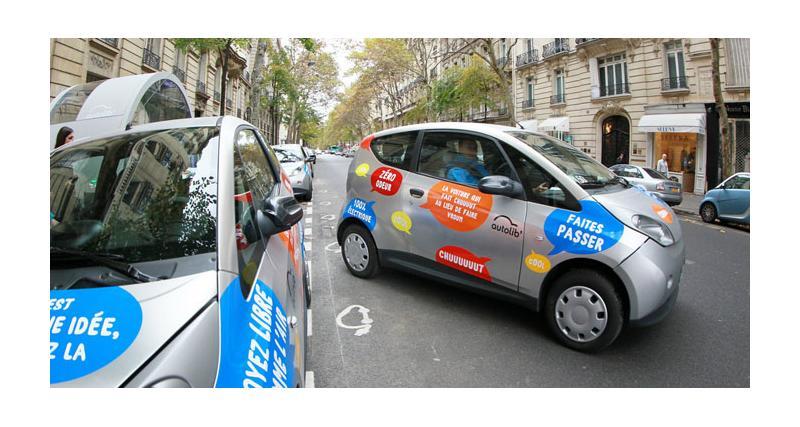 La Bluecar Bolloré vendue 12 000 euros aux particuliers