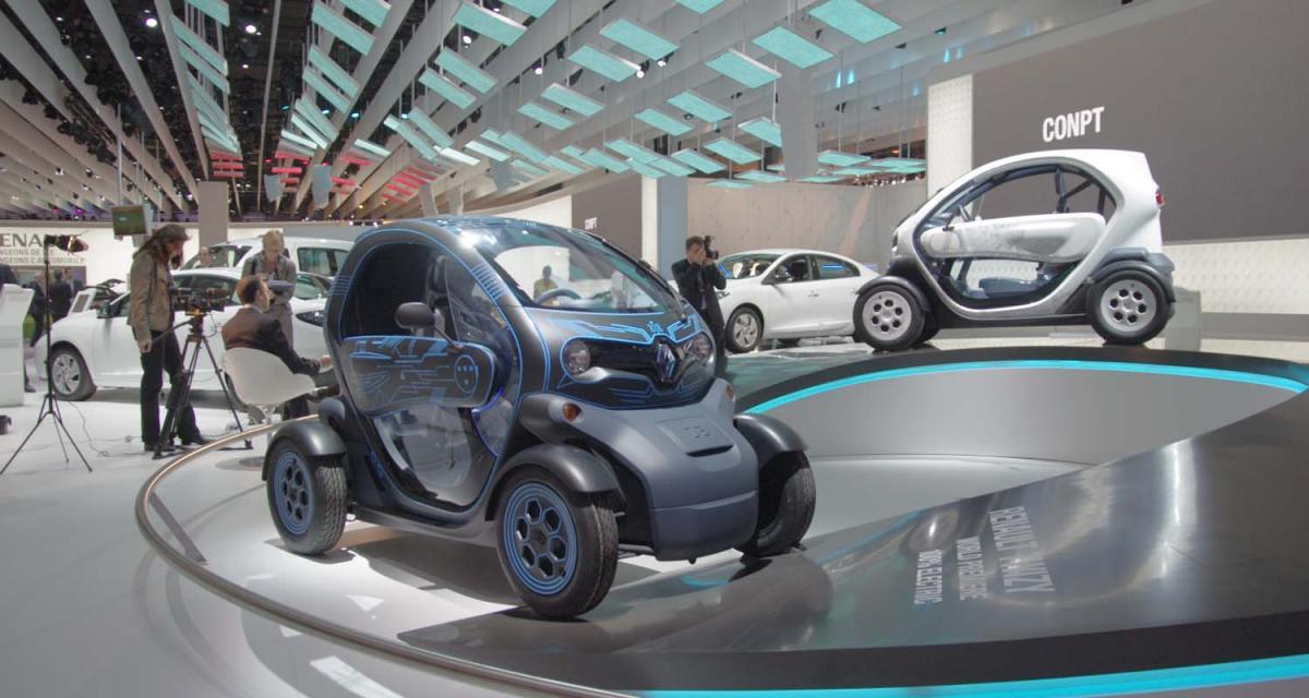 Renault pourrait vendre ses Twizy et ZOE chez Uniqlo au Japon