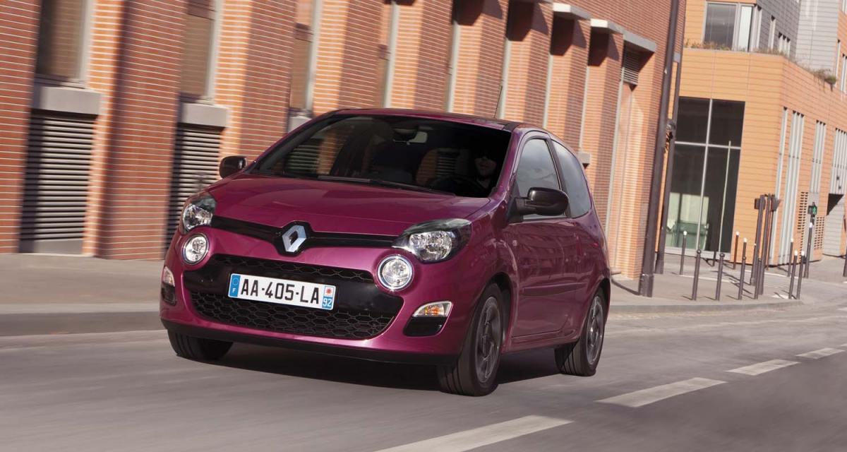 Budget voiture : la plus avantageuse, c'est la Renault Twingo
