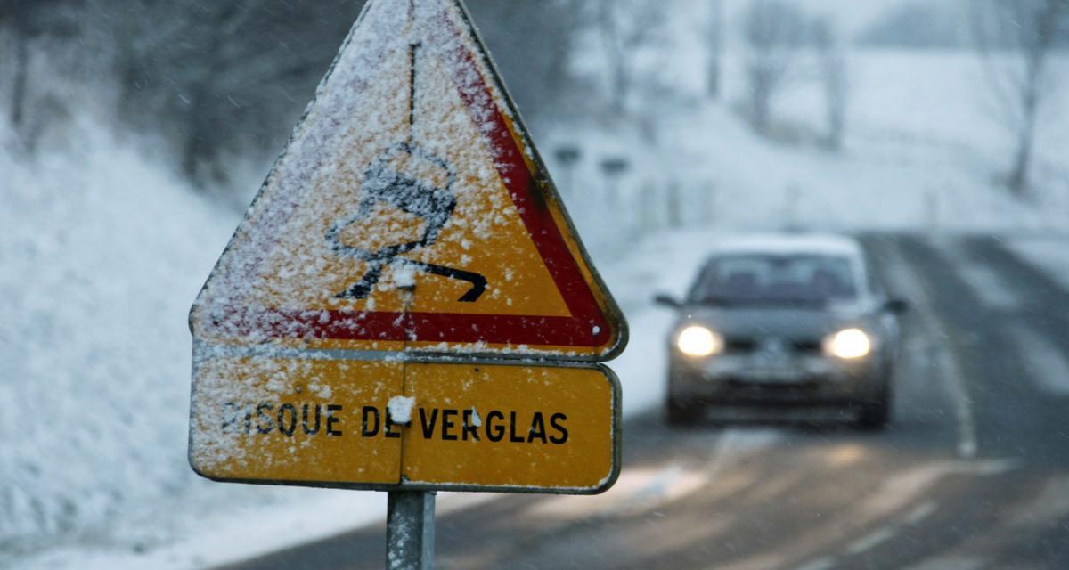La neige débarque en France : vérifiez l'état de votre voiture