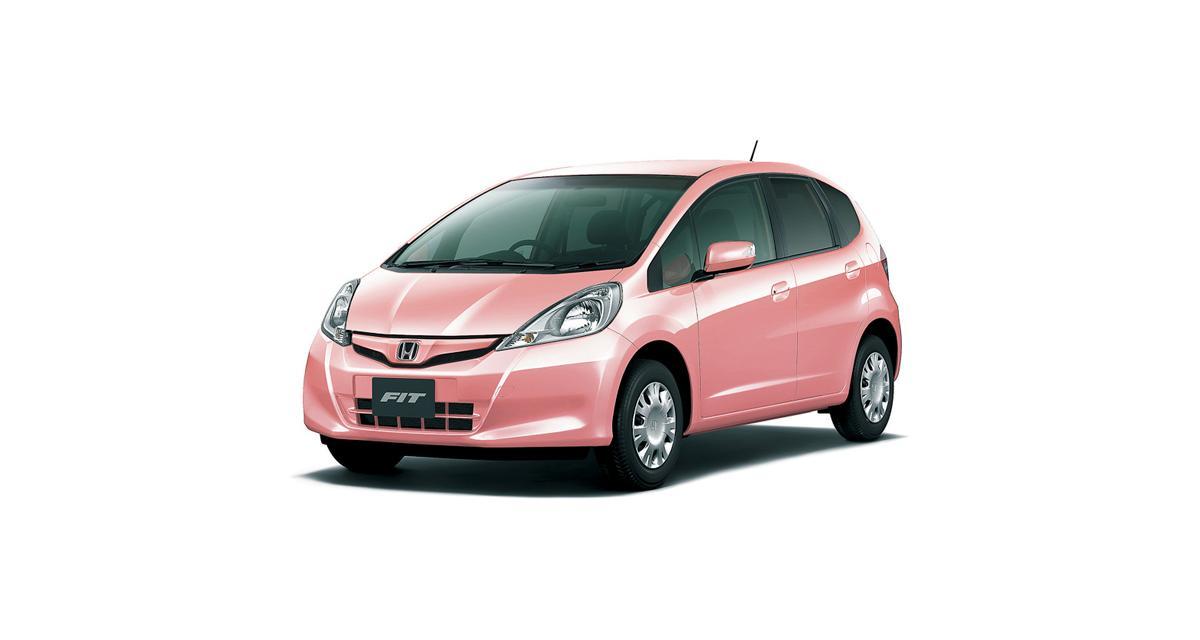 Honda Fit She's : une voiture pour les femmes