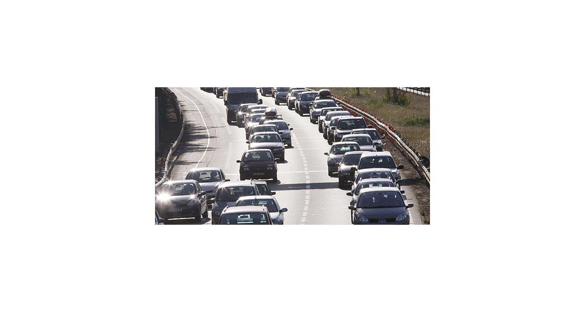 Mortalité routière : baisse de 7,6% au mois d'août