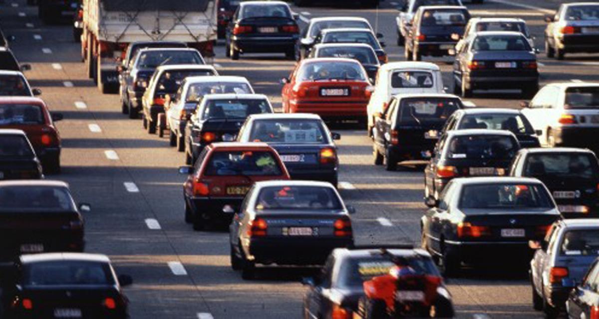 Moins d'accidents sur le périphérique parisien